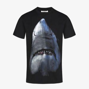 Givenchy /Oversized/ Shark printed T-shirt